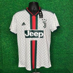 New Adidas Juventus CR7 Gucci jersey